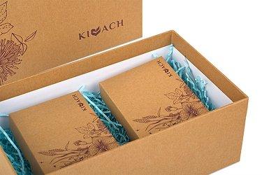 оригинальные подарочные упаковки для чая