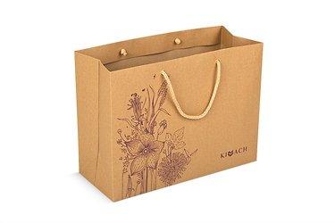 коробка подарочная в пакете