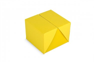 коробка со створками для корпоративных порядков - дизайн и производство