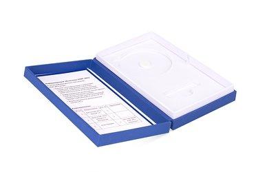 упаковка для флешки и диска для конференции