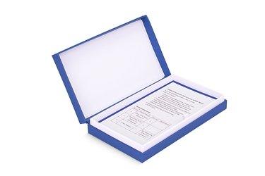 подарочная упаковка для флешки на мероприятие