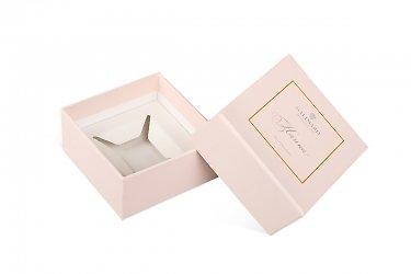 коробка крышка дно с картонным ложементом