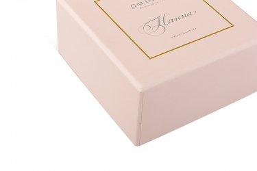 коробка крышка-дно для парфюма