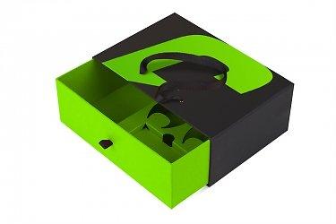 нестандартные коробки под заказ с логотипом вашей компании
