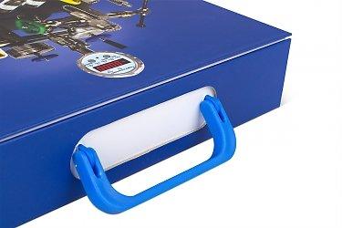 Коробка с ручкой для оборудования