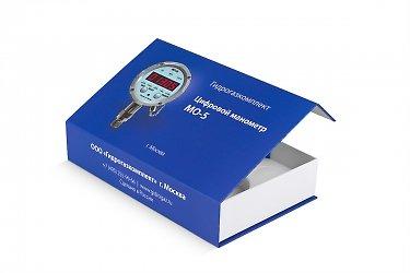 презентационная коробка для оборудования