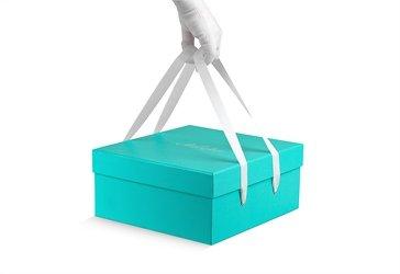 большая подарочная коробка крышка-дно упаковка