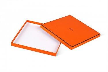 подарочные коробки для платков в брендовые магазины