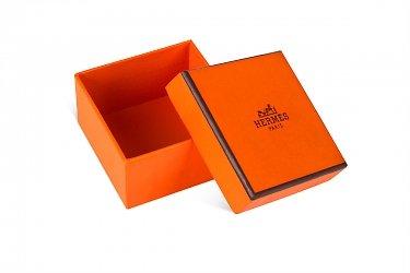 кашированная коробка для платка - разработка дизайна и производство