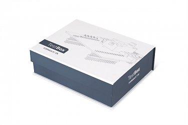 кашированная коробка для оборудования - дизайн и изготовление