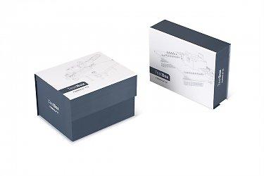 кэшированные коробки на магните - разработка дизайна и изготовление
