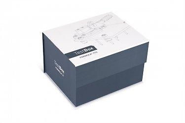 изготовление кэшированных коробок с магнитным клапаном