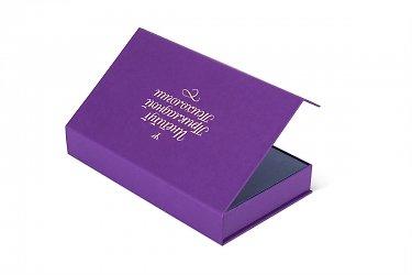 подарочная упаковка для флешек и карт