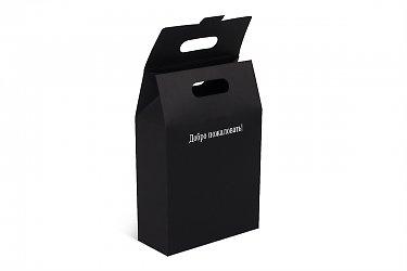 подарочные коробочки-пакет на заказ