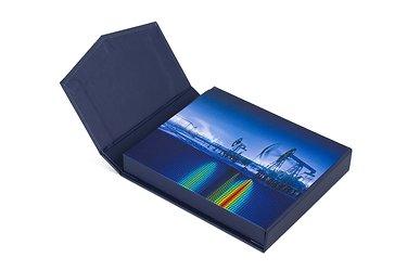 коробки с ложементом для usb-ключей