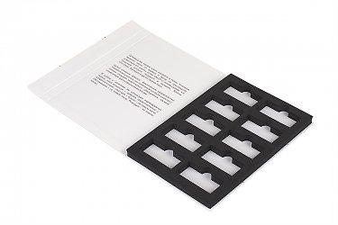 папка для образцов продукции для мрамора