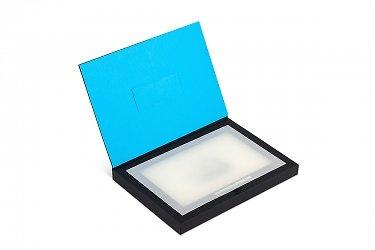 элитная упаковка пластиковых карт