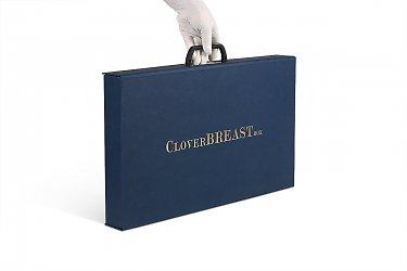 рекламные портфели и чемоданы