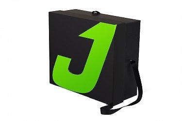 подарочная упаковка - коробка с лентами