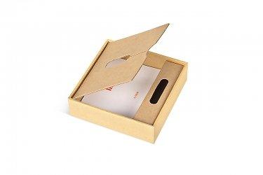 картонная подарочная упаковка для браслета