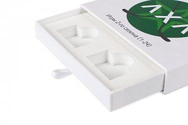 упаковка для флешек - коробка-пенал