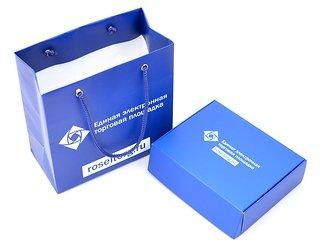 Индивидуальная картонная упаковка