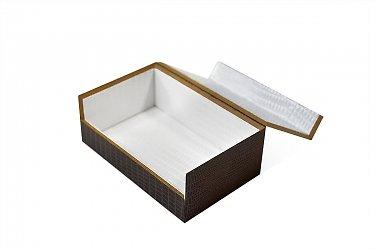 деревянная коробка - разработка дизайна и изготовление
