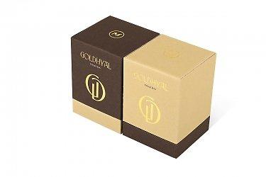подарочная упаковка из картона для косметики