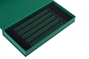 портфели и коробки для образцов с изолоновым ложементом