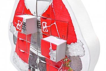 подарочная упаковка с логотипом для конфет на новый год