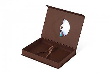 подарочная упаковка для книг и диска