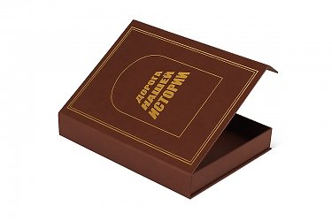 изготовление футляров для книг на магните