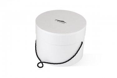 заказать шляпные коробки с веревочными ручками