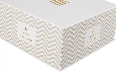 подарочные коробки для капкейков - производство