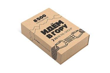 производство упаковки из крафт картона