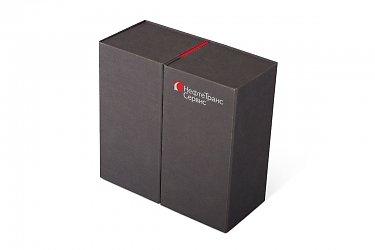 Изготовление подарочных коробок-трансформеров для чая