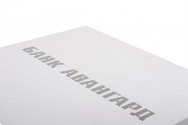 подарочные упаковки с логотипом компании