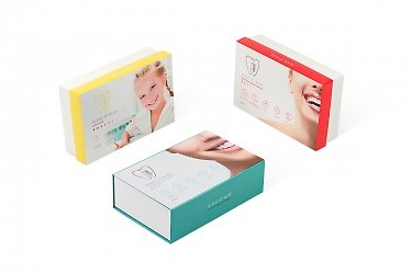 коробки из переплетного картона в наборе