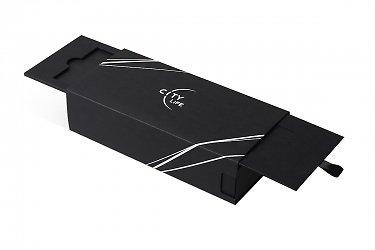 упаковка для подарочных карт - слайдербокс