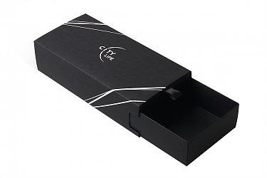 картонная упаковка на заказ для карты и документации