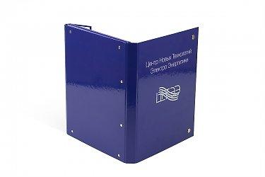 бизнес упаковка - кашированная папка