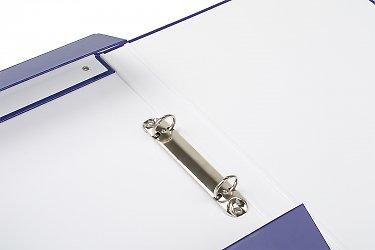 бизнес-упаковка - папка с кольцами