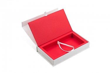 подарочная коробочка для банковских карточек с лентой
