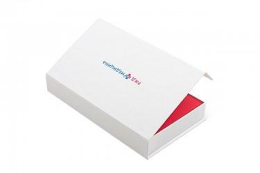 подарочная коробочка для банковских карточек на магните