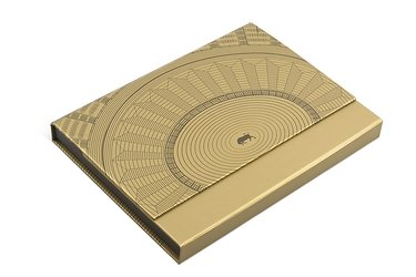 подарочная коробка для кредитной карты премиум