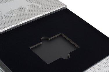 коробки из переплетного картона с ложементом