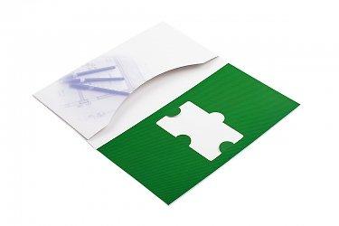 подарочная коробочка для банковских карточек