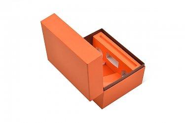 подарочная коробка-шкатулка для косметики