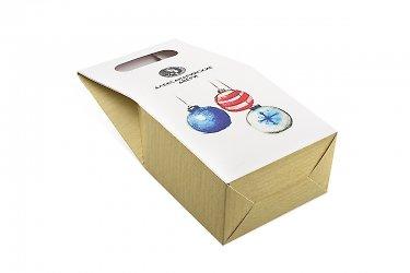 изготовление коробок-пакетов подарочных
