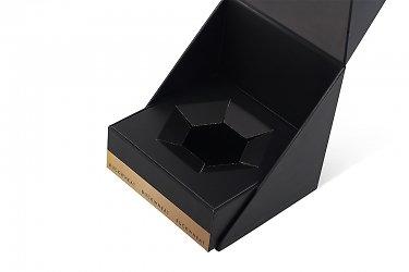 подарочная упаковка для меда - коробка-трансформер